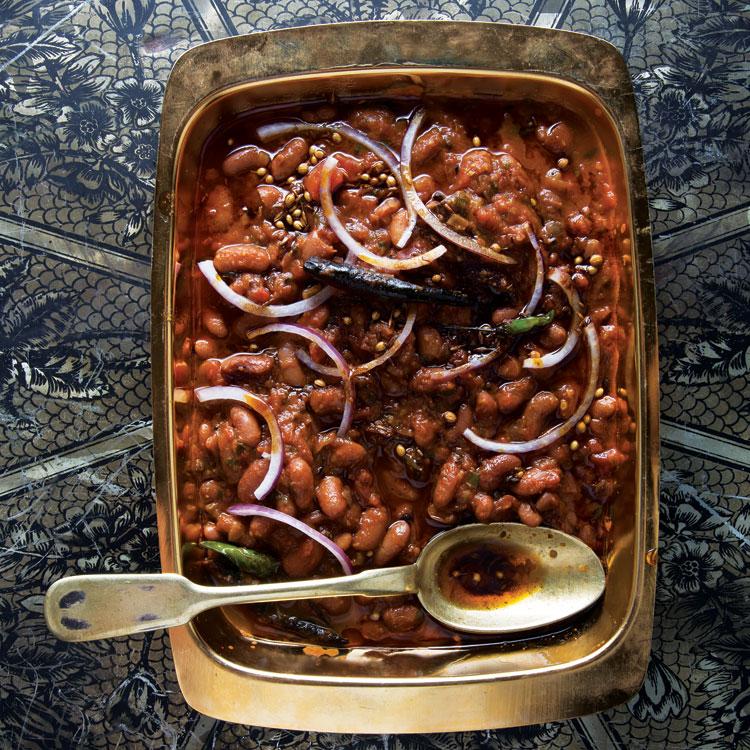 Rajma Kidney Bean Masala Stew