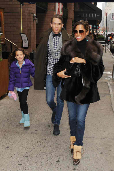 stacey dash and kids