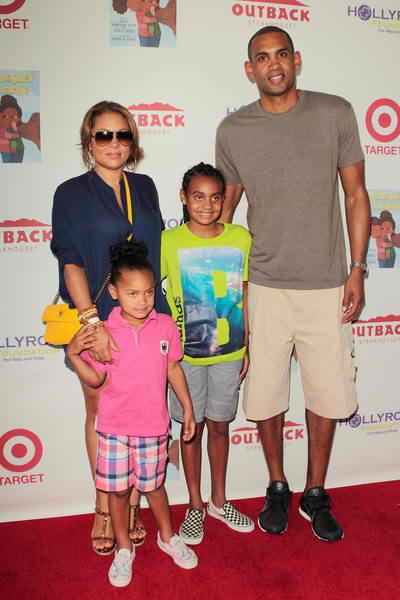 tamia and kids