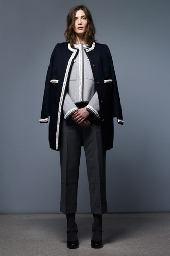 Thom Brown pre-Fall 2013 2