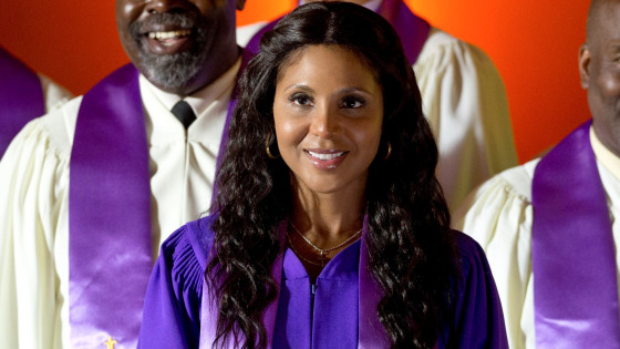Toni Braxton in Twist of Faith 1
