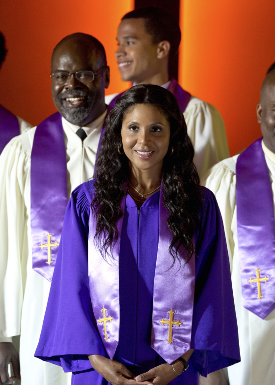 Toni Braxton in Twist of Faith 2