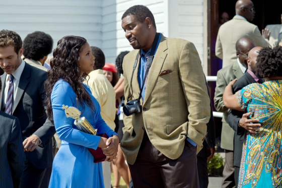 Toni Braxton in Twist of Faith 5