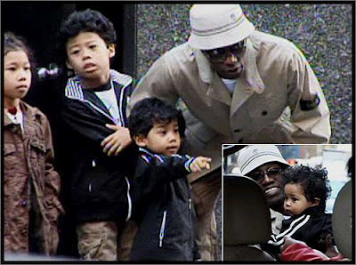 wesley snipes and kids