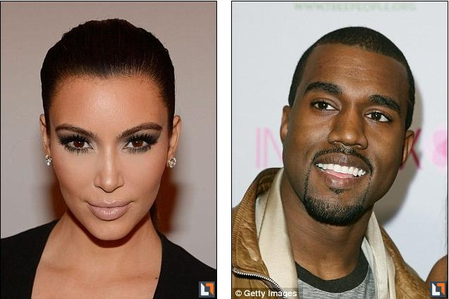What KimYe baby would look like 2