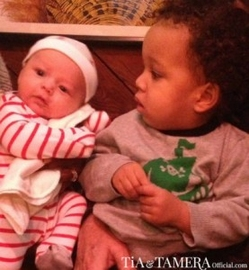 Aden and Cree Mowry
