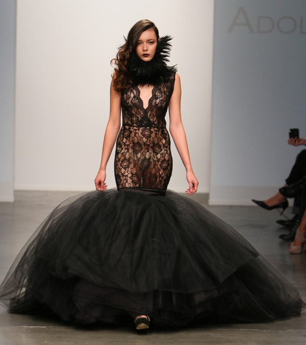 Adolfo Sanchez Fall 2013 collection 4