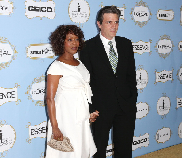 Alfre Woodard and husband Roderick Spencer at 6th Annual ESSENCE Black Women In Hollywood Awards