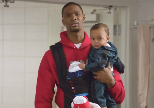 Chris Bosh Kids Foot Locker commercial