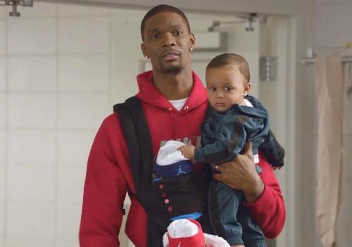 Chris Bosh Kids Foot Locker commercial