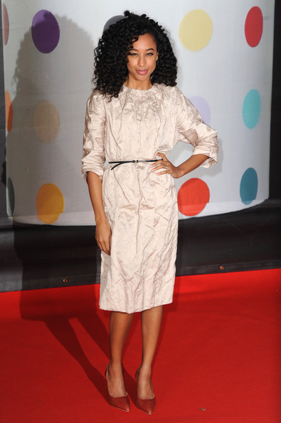 Corine Bailey Rae 2013 Brit Awards