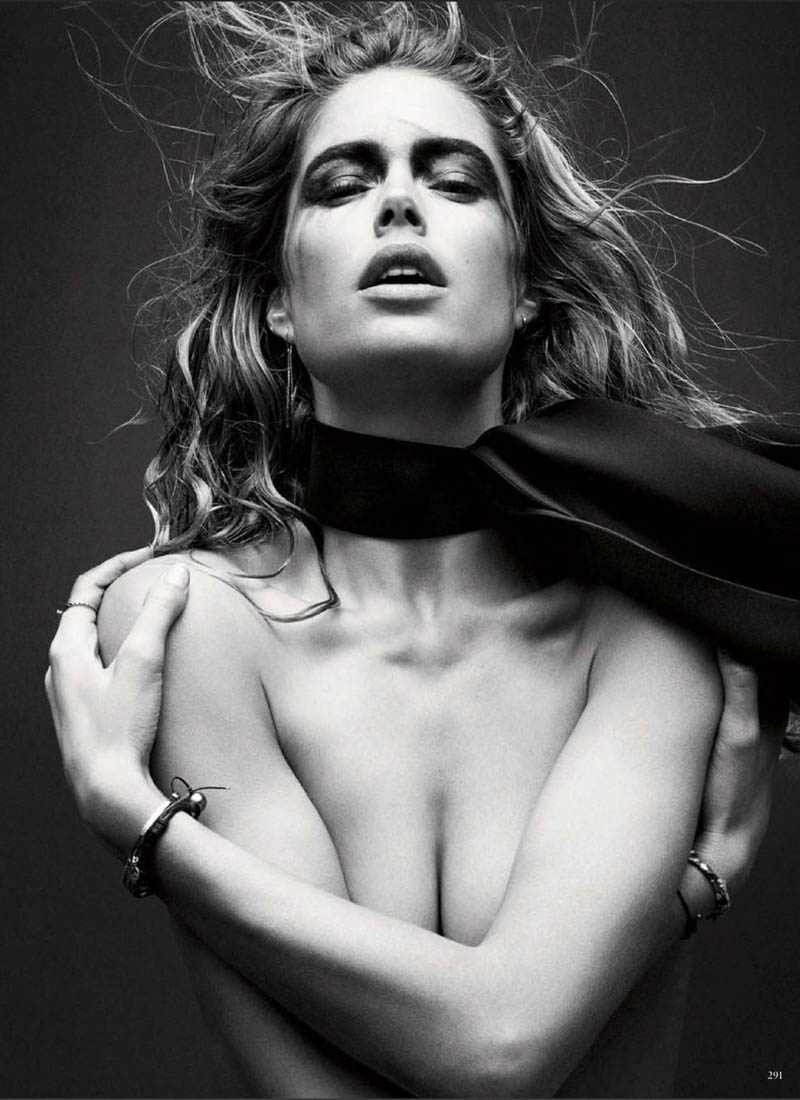 Doutzen Kroes Vogue German March 2013 11