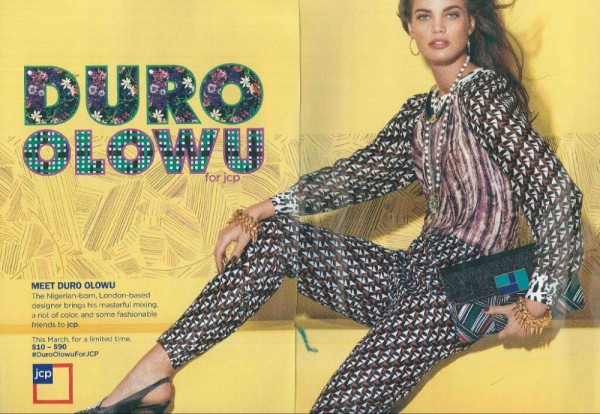 Duro Olowu for JC Penney 2