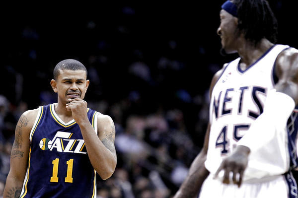 Earl Watson Utah Jazz