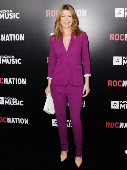 Ellen Pompeo attends Roc Nation Hosts Annual Private Pre-GRAMMY Brunch