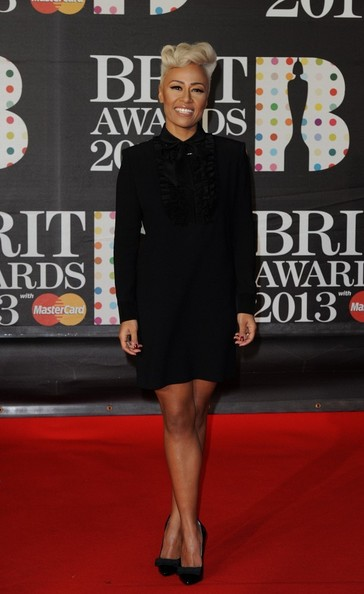 Emeli Sande 2013 Brit Awards