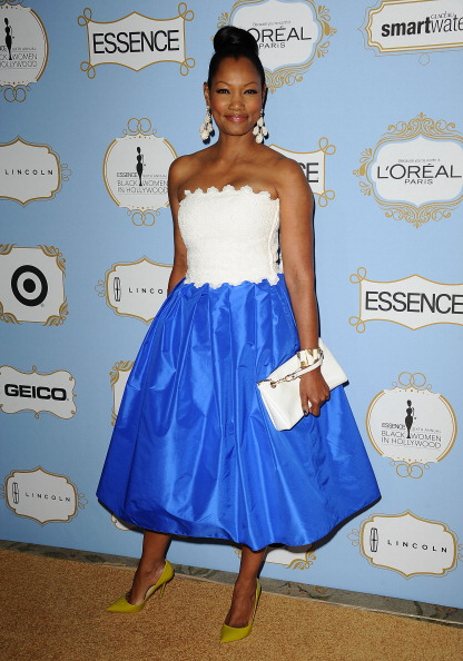 Garcelle Beauvais at 6th Annual ESSENCE Black Women In Hollywood Awards