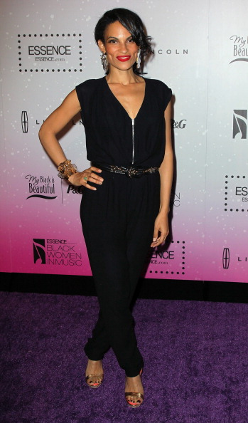 Goapele at the 4th Annual ESSENCE Black Women In Music