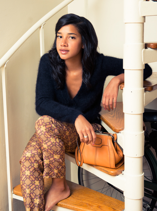 Hannah Bronfman the coveteur 1