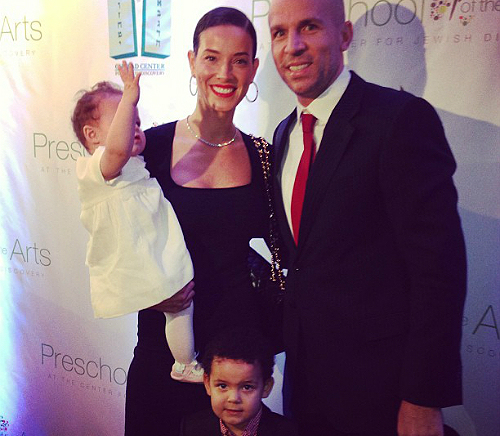 Jason Kidd and family 1