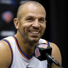Jason Kidd NY Knicks
