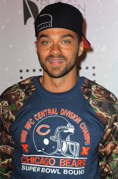 Jesse Williams at the 4th Annual ESSENCE Black Women In Music
