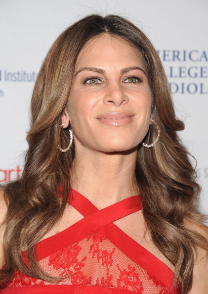 Jillian Michaels at the The Heart Truth's Red Dress Collection 2013 2
