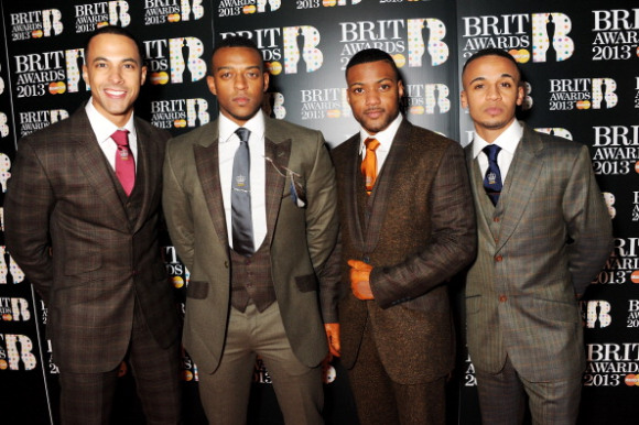 Brit Awards 2013 - Inside Arrivals