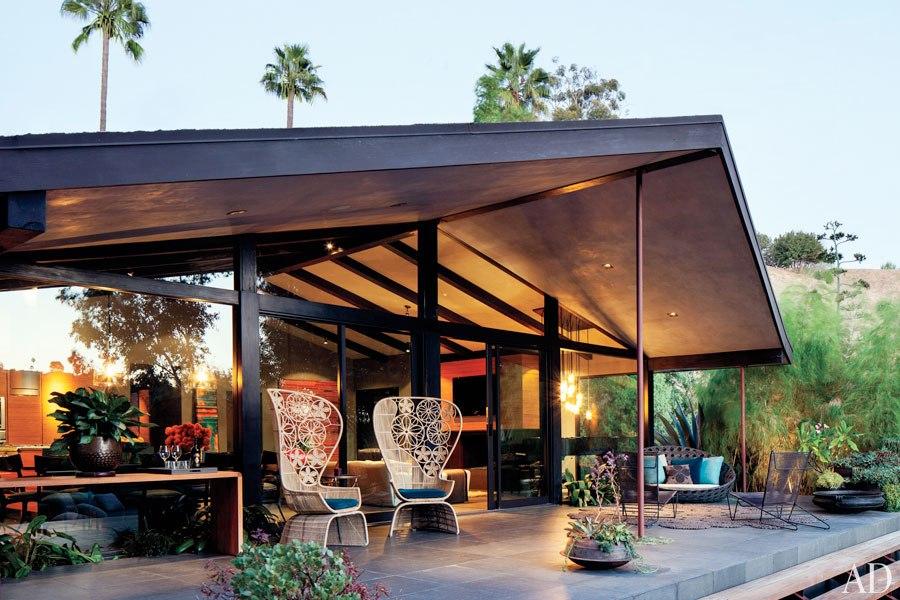 John Legend and Chrissy Teigen LA Home 2