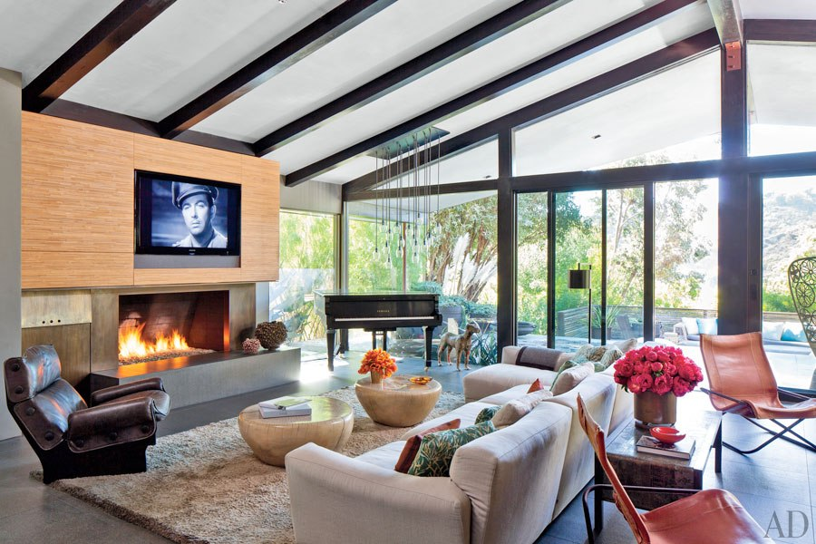 John Legend and Chrissy Teigen LA Home 3