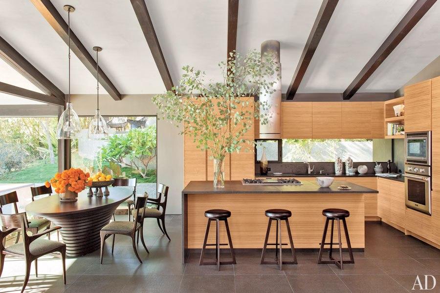 John Legend and Chrissy Teigen LA Home 4