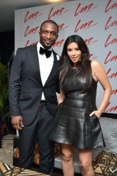 Kim Kardashian in Nigeria 2