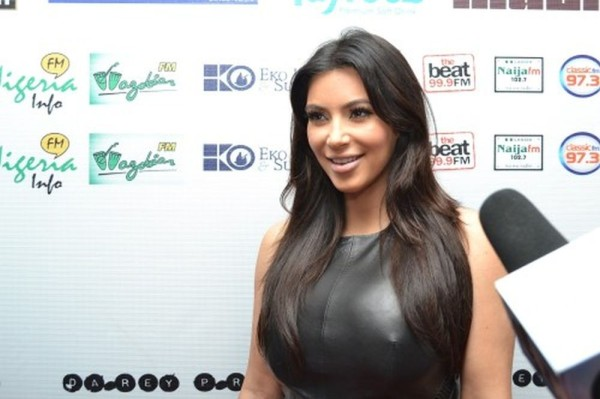 Kim Kardashian in Nigeria 4
