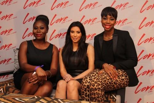 Kim Kardashian in Nigeria 5