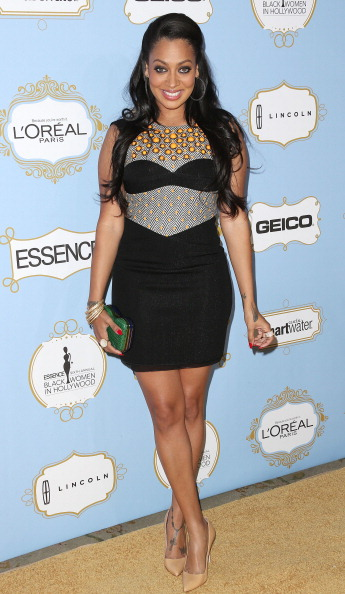 Lala at 6th Annual ESSENCE Black Women In Hollywood Awards
