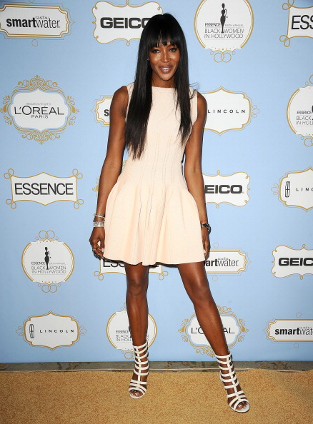 Naomi Campbell at 6th Annual ESSENCE Black Women In Hollywood Awards