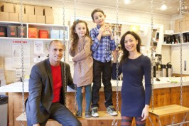 Nigel Barker and family 2