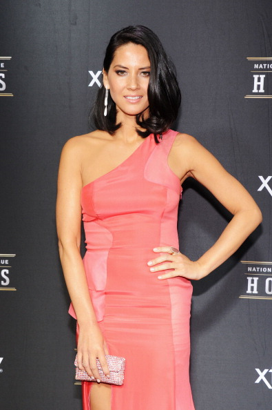 Olivia Munn at the 2nd Annual NFL Honors 2