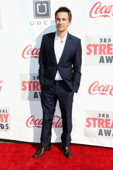 Olivier Martinez at the 3rd Annual Streamy Awards