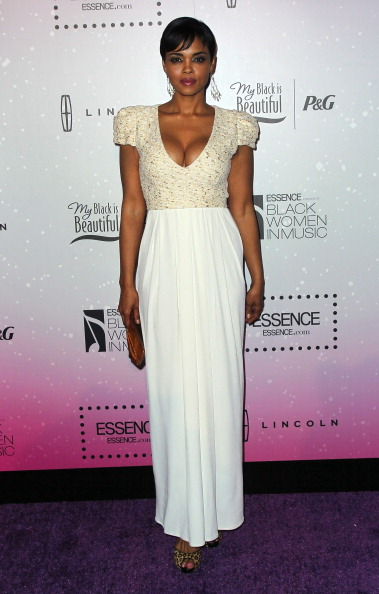 Sharon Leal at the 4th Annual ESSENCE Black Women In Music