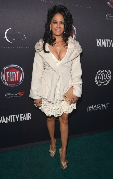 Sheila E at Vanity Fair Campaign Hollywood 2013