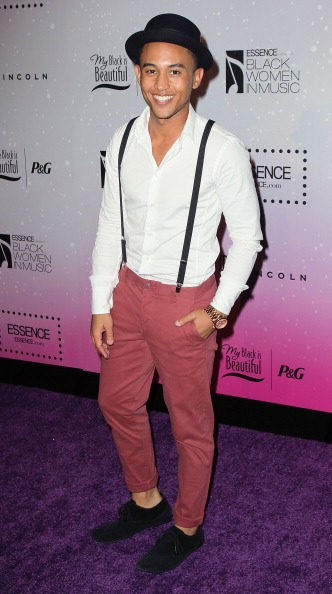 Tahj Mowry at the 4th Annual ESSENCE Black Women In Music