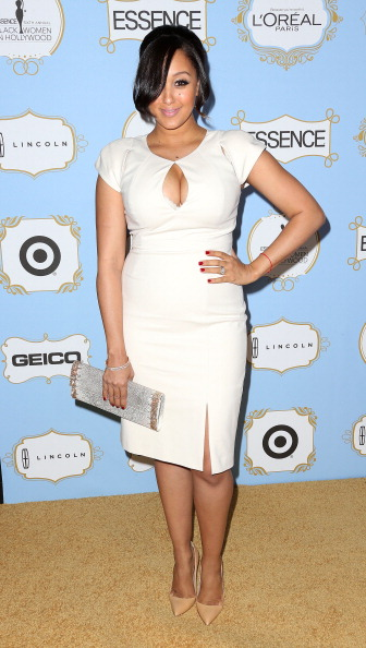 Tamera at 6th Annual ESSENCE Black Women In Hollywood Awards