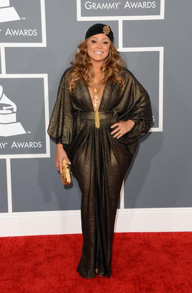 Tamia 2013 Grammys