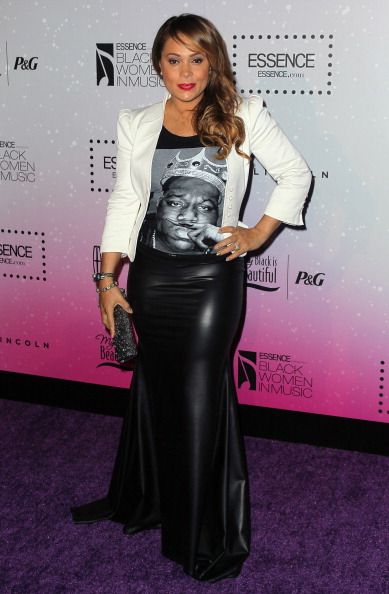 Tamia at the 4th Annual ESSENCE Black Women In Music
