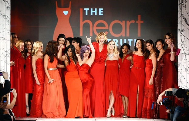 The Heart's Truth Red Dress Collection