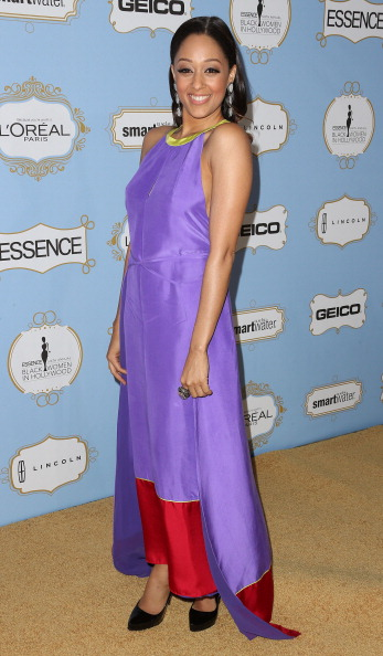 Tia at 6th Annual ESSENCE Black Women In Hollywood Awards
