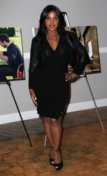 "Toni Braxton at the ""Twist Of Faith"" Los Angeles premiere 2"