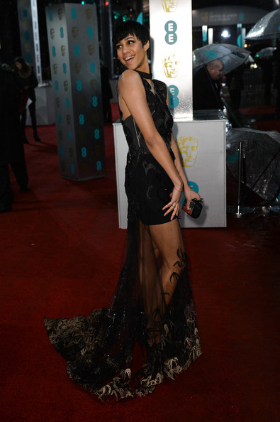 Zawe Ashton BAFTA Feb 2013 1